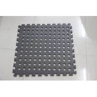 Wholesale Black Tile Outdoor Jigsaw Mat 60*60cm camping playing kids adults garden mat safety from china suppliers