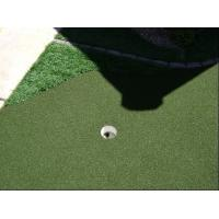 Wholesale 9000Dtex Field Green Playground Nylon Synthetic Lawn Grass Turf Yarn 15mm for Golf from china suppliers