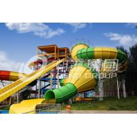 Wholesale Classical Tantrum Valley Water Park Rides For 480 Riders Per Hour Green / for Giant Water Park from china suppliers