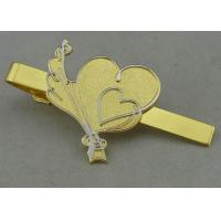 Wholesale Silver 30 mm 3D Double Plating Mens Tie Bar Cufflink With Brass from china suppliers