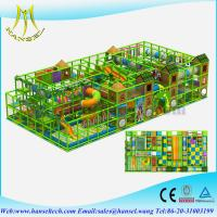Wholesale Hansel children soft play kids indoor playground child play center from china suppliers