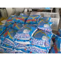 Wholesale blue hand washing powder/hand washing detergent powder with 35g, 65g 75g to africa market from china suppliers