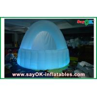 Wholesale Outdoor PVC / Oxford Cloth Inflatable LED Show Tent , Customized LED Bar Counter from china suppliers