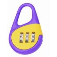 Wholesale 3 Digit Luggage Combination Lock travel Bag Combination Lock from china suppliers