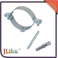 Wholesale High Performance Durable Large Pipe Clamps , Stand Off Pipe Clips Free Sample from china suppliers