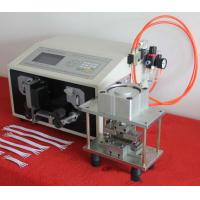 Quality 4P Flat Cable Led Automatic Wire Cutting Stripping Machine With Splitting for sale