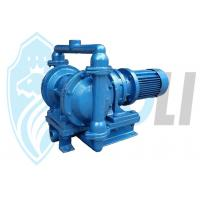 Wholesale Light Weight Electric Double Diaphragm Pump Horizontal With Reduction Gears from china suppliers