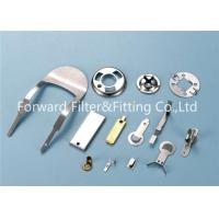 Wholesale Galvanized 0.5mm ~ 12mm Metal Casting Products Metal Stamping Bending Parts from china suppliers