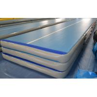Wholesale Inflatable Gymnastics Tumbling Mats Fire Retardant High Strength from china suppliers