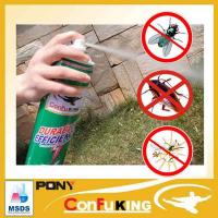 Wholesale Household pest killer pesticide spray from china suppliers