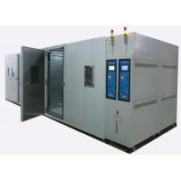 Wholesale Customized Environmental Walk In Chamber, -70~150℃ Walk-in Temperature and Humidity Cabinet from china suppliers