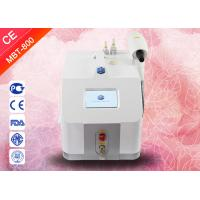 Wholesale CE Approved Q - switch nd yag laser tattoo removal machine , q switch laser for pigmentation from china suppliers