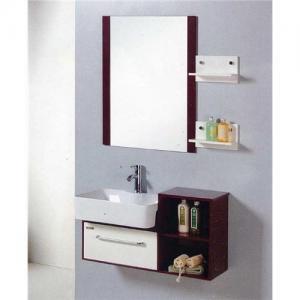 Modern bathroom cabinet bamboo bathroom vanity images for Modern bamboo bathroom vanity