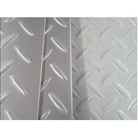 Wholesale Diamond 304 / 316L Hot Rolled Steel Sheet 3mm - 8mm For Checkered Plate from china suppliers