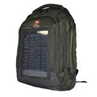 Wholesale 3.5W Solar Charging Backpack , Camping Backpack With Solar Phone Charger from china suppliers