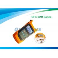 Wholesale Fiber Testing Tools Handheld Optical Light Source OFS-6211 800nm - 1700nm from china suppliers