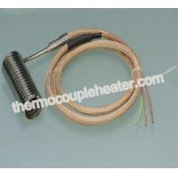 Wholesale Hot Runner Systerm 2.2 X 4.2mm Nozzle Spiral Coil Heaters With Metal Mesh Lead Wire from china suppliers