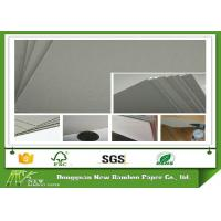 Wholesale Recycled 700X1000mm 800gsm Grey Board Paper Laminated With MSDS from china suppliers