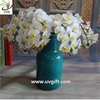 Wholesale UVG Europe style artificial latex orchids import china silk flowers for party decoration from china suppliers