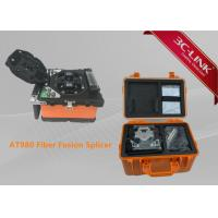 Wholesale Fiber Optic Splicing Machine fiber splicing tool kits fiber optic equipment from china suppliers