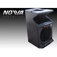 Wholesale 400 Watts Single Passive Nightclub Speaker Systems Line Array 12 inch from china suppliers