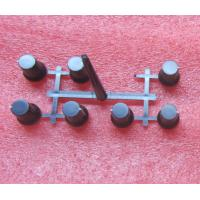 Quality Side Gate Two Color Injection Molding Adjusting Knob Button Injection Plastic Parts for sale