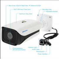 Quality 2.4GHZ/ 5.8GHZ 2.0MP Wireless IP Security  Camera with Long IR Range 50M WIFI Distance for sale