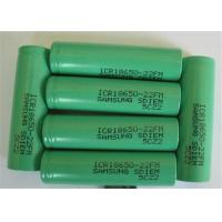 Wholesale Original Samsung 2200mah 3.7 V Battery For Laptop / PDA , Anti - Short Circuit from china suppliers