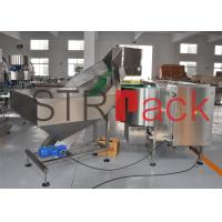 Wholesale Automatic Plastic Bottle Unscrambler , vial filling line for chemical pesticide industries from china suppliers