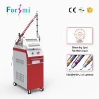 Wholesale 2017 hot sell nd yag laser real Q-switch high energy Korean Lab light guide from china suppliers
