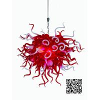 Wholesale Sell handblown glass chandelier China supplier from china suppliers