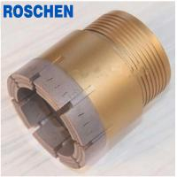 China NX Double Tube Impregnated Diamond Core Bits For Mineral Core Drilling on sale