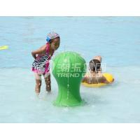 Wholesale Customized Carp Carton Spray Park Fiberglass Equipment For Children / Kids Fun in Swimming Pool from china suppliers
