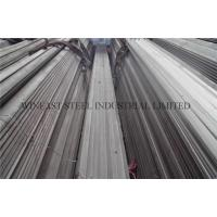 Wholesale 304 Stainless Steel Angle Iron / Stainless Steel Profile Sandblasting from china suppliers