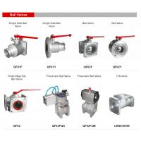Buy cheap Ball Valves_Tanker Parts from wholesalers