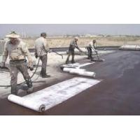 Wholesale High Intensity Pet Geotextile , Weed Suppressant Fabric Membrane For Road Construction from china suppliers