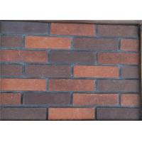 Wholesale Custom Artificial Decorate Faux Exterior Brick Compression Strength from china suppliers