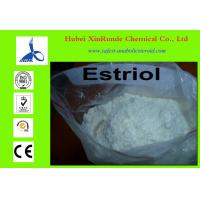 Quality CAS 50-27-1 Pharmaceutical Intermediate Estriol White Crystalline Powder for sale