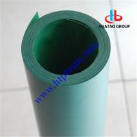 Wholesale PVC flocky plastic sheet for packing from china suppliers