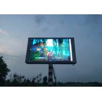 Wholesale Waterproof / Programmable PH10 LED Outdoor Advertising Screens For Business from china suppliers