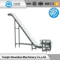 Wholesale SS304 Packing Machine Accessories Inclination Elevator / Slanting Elevator from china suppliers