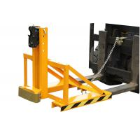 Wholesale Horizontal Forklift Drum Lifter with Double Protection , 500Kg drum lifting equipment from china suppliers