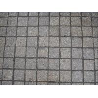 Buy cheap Garden & Square Grey Granite Paving Stone from wholesalers