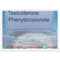 Wholesale Bodybuilding Testosterone Phenylpropionate 99% High Purity CAS 1255-49-8 from china suppliers