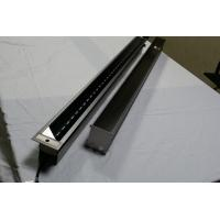 Quality External Brightness Rgb Led Wall Washer With Alumium Bracket Embedded Part for sale