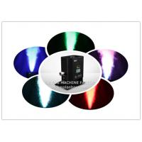 Wholesale Colorful DMX512 RGB 18 LED Co2 Jet Machine For Concert / Stage from china suppliers
