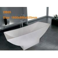 Wholesale 1700x900x800mm acrylic seamless bathtub from china suppliers