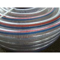 Wholesale Chemical Resistant Spiral Steel Wire Reinforced PVC Suction Hose from china suppliers