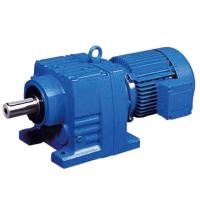 Wholesale R Series Promotional Durable Rigid Tooth Industrial Flank Gearbox Speed Reducer Helical Reducer from china suppliers