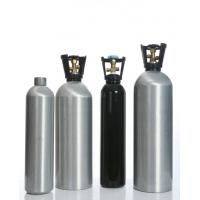 Wholesale Aluminum alloy Industrial Gas Cylinders CO2 Storage Tanks for Beverage Machines from china suppliers